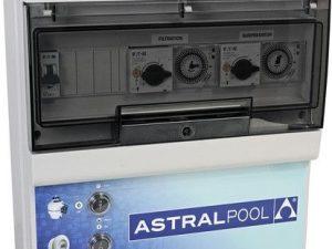 Cuadro eléctrico piscina